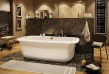 We love: Bathtubs