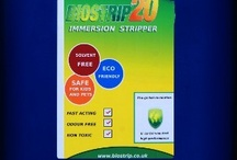 Biostrip Immersion Stripping / It is suitable for immersion stripping items in the home by the DIY enthusiast and also for large scale industrial immersion stripping as a safer alternative to traditional solvent or caustic hot strip systems.