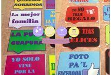 carteles photocall