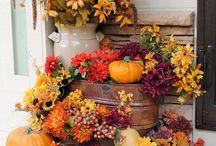 Jesen dekoracie