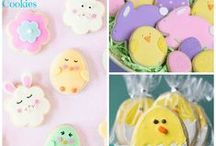 Easter / Stuff to make and do for Easter, Passover and Spring
