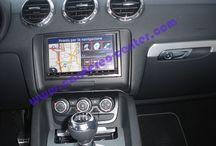 Audi TT con navigatore Kenwood DNX7210BT