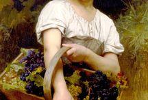 W Bouguereau - Paintings