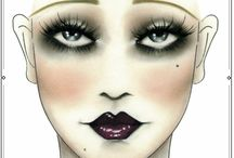 Make up 20. Leta -gatsby