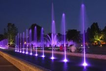 Fountains / Fontanny