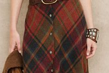 Mad about Plaid! / by Anne Marie Newcomb