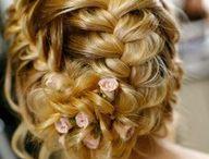 Hair & Make up / by Sienna Schaal