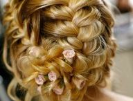 lovely braids :) / by Julie B