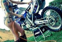 Bike's & Girls ♡