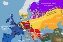 Földrajzi,történeti és egyéb térképek