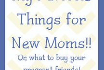 Mama-to-be MUST HAVES / My MUST HAVES for new Mamas! Includes GREAT ideas for shower gifts too!