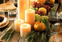 Thanksgiving Decorations / DIY Thanksgiving decorating ideas