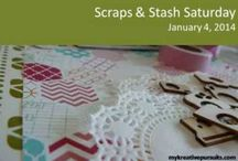 Scraps & Stash TV / Videos of scrapbooking kits collected from existing stash, with layouts created using the kits.
