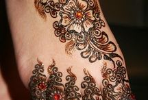 Henna... / by Jenny Future Mrs. Rivers