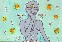 pranayama and meditation / 呼吸と瞑想