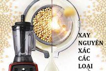 Giá máy xay sữa đậu nành nguyên xác