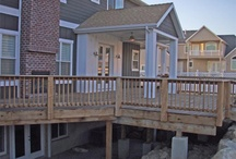 Deck Ideas / Outdoor deck ideas / by MP Designs Jewelry