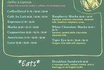 Cafe / by Kimberly McDonald