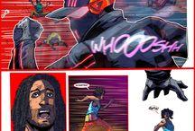 Nigerian Comics - Kaboom