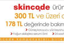Skincode Ürünleri