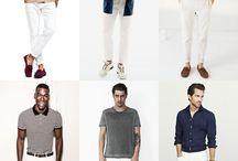 Bílé Kalhoty
