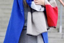 I love scarfs