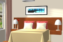 Diseño de mobiliario a medida / Diseño de muebles personalizados y decoraciones