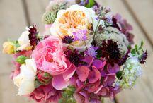Floral Arrangements with Texture