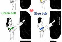 Karate Taekwondo