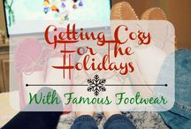Getting Cozy For The Holidays With Famous Footwear! / Getting Cozy For The Holidays With Famous Footwear!