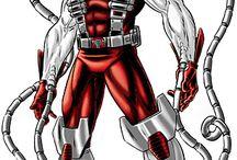 Helder - Marvel DC - Figuras