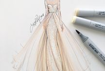 Dress illustration