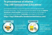 Innovación educativa / Metodologías, recursos, experiencias innovadoras. / by CAREI Aragón