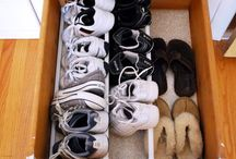 Organization: Shoes / by Esther Yoon