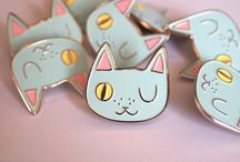 I ♥ PINS & PATCHES