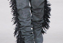 Theses boots were made for walking