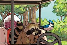 Regular Show / Cartoon  / by John Munroe