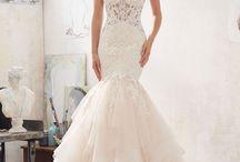 Svatebni šaty na svatbu