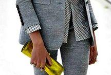 #jackets #blazer / #fashion #womenover40 #frauen #mode #jackets #blazer #winterlook #shearling #fakefur #coats #teddy