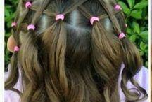 Peinados de nenas ♡