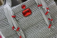 szydełko torby