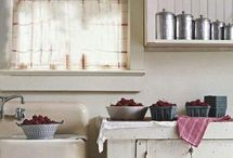 Little Old House / Cottage-y touches for our 1908 Queen Anne bungalow / by Jennie Strope