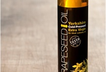 Products / Our Yorkshire Rapeseed Oil products. Buy them at www.yorkshirerapeseedoil.co.uk/shop.html or find your local stockist www.yorkshirerapeseedoil.co.uk/where_to_buy