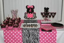 Babyshowers / Kids party