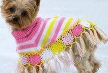 Crochet e tricot per cagnolini