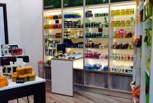 New Body Shop store at Liffey Valley / Check out the beautiful new Body Shop store now open at Liffey Valley