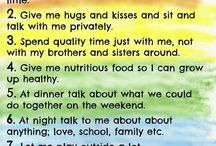 Things that kids want from parents
