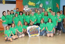 Workshop of Wonders Fun! / Some random photos from the churches that tested Workshop of Wonders for 2014!  www.cokesburyvbs.com/2014 / by Cokesbury VBS
