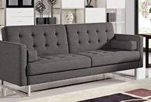 Form Meets Function / Zuri Sleeper Sofas / by Zuri Furniture