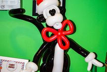 Balloon Animals / We are having a contest about balloon animals